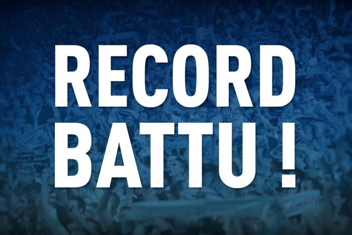 record battu