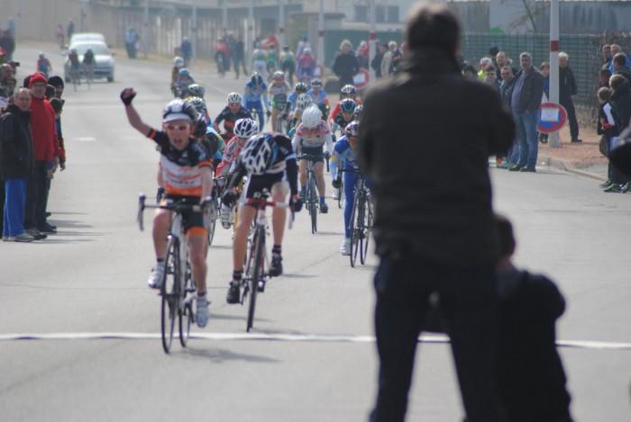 Victoire de Lucas Gueugnaud