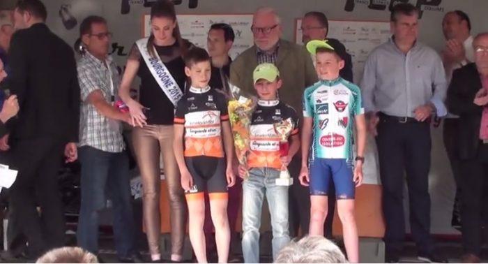 Mathieu Perroux et Lucas Gueugnaud sur le podium !