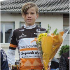Nouvelle victoire pour Creusot Cyclisme / Résultats S 37