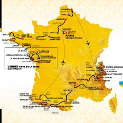 Le parcours du Tour de France 2018 enfin dévoilé !