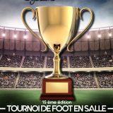 Inscrivez-vous pour le Tournoi de Foot en salle de Creusot Cyclisme !