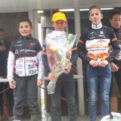 Yannick Martinez et Lucas Gueugneaud vainqueurs ce week-end / Résultats Semaine 45