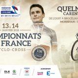 J-3 avant le championnat de France de cyclo-cross pour Mickaël et Océane