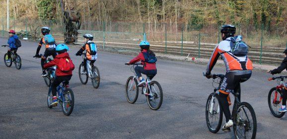 Evaluation dans le cadre de la labellisation Baby-Vélo et Ecole de Vélo