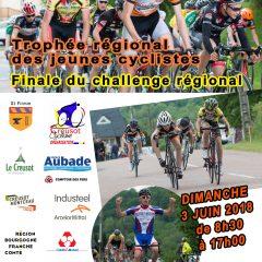 Finale Trophée Régional des Jeunes Cyclistes Saint Firmin