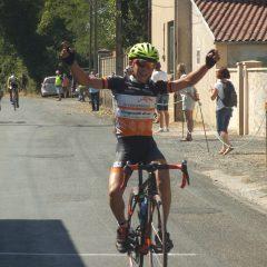 Lucas Gueugneaud et Marius Gauthier vainqueurs à Diou / Résultats Semaine 35