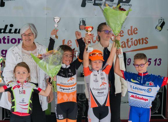 Victoire et places d'honneur au Grand Prix du Creusot / Résultats Semaine 38