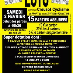Loto Creusot Cyclisme