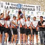 Epreuve finale à La Rochefoucauld et champion de France DN2
