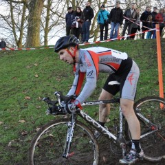 BROST Fabrice vice champion de France de cyclo-cross