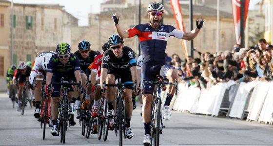 Pelucchi s'adjuge le 1er sprint du Challenge de Majorque