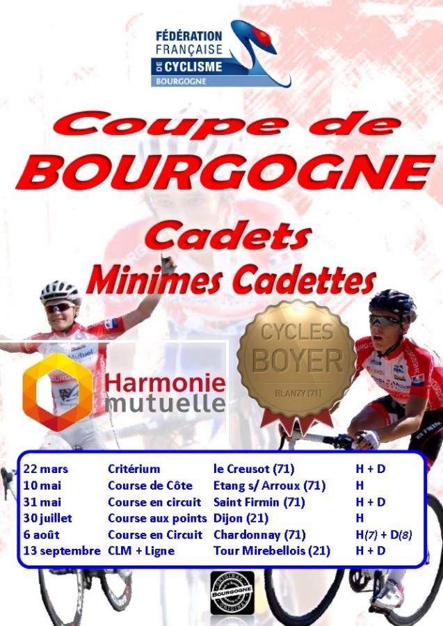 coupe Bge cadets 2015