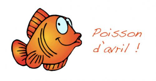 poisson avril
