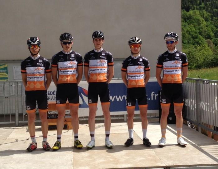Tour Pays Olliergues