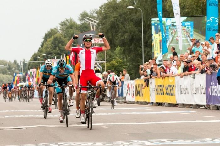 EUROPEAN ROAD CHAMPIONSHIPS 2015, MEN JUNIOR ROAD RACE / photo: Ardo Säks