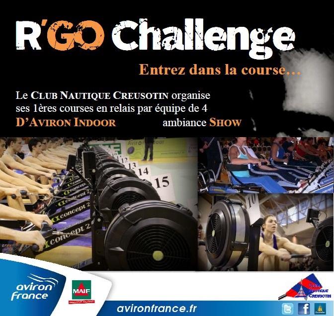 Affiche RGo Challenge R