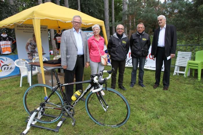 forum des associations creusot cyclisme