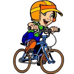 Reprise du Baby vélo,