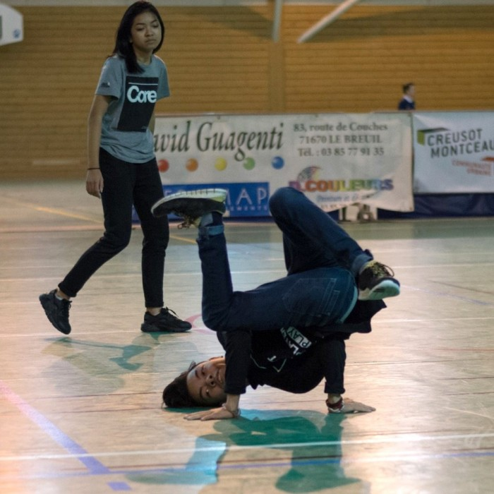Futsal creusot hip hop