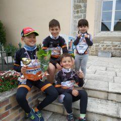 Vidéo de la course minimes à Verdun