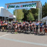 Creusot Cyclisme présent à la Foire du Creusot