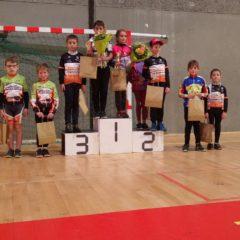 1 victoire et 5 podiums / Résultats Semaine 42
