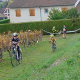Vidéo cyclo-cross de Prissé