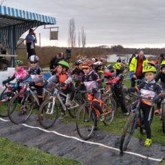 Cyclo-Cross CRAPA de Montceau-Les-Mines / Résultat semaine 50
