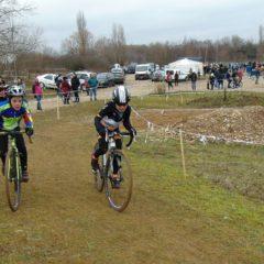 Cyclo-Cross Ruffey-Desnes / Résultat complet