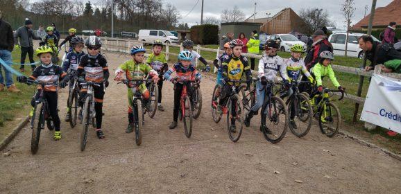 Championnat de Cyclo-cross de Bourgogne-Franche-Comté / Résultat Semaine 48