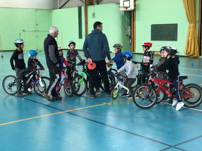 Séance Baby vélo dimanche 1er Décembre
