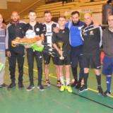 Le tournoi de football loisir en salle n'aura exceptionnellement pas lieu cette année…..