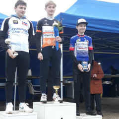 Victoire de Océane, Hugo et Jean en cyclo-cross / Résultats semaine 48