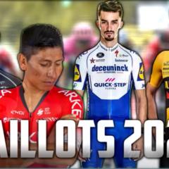 Présentation des nouveaux maillots 2020