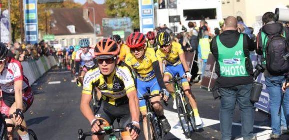 Creusot Cyclisme aux championnats de France de l'Avenir