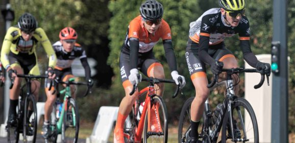 Séance école de vélo et compétiteurs S8