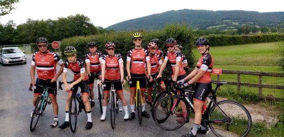 Entrainement: Baby vélo + Ecole de vélo +Minimes- Cadets-Juniors-Seniors Semaine 41