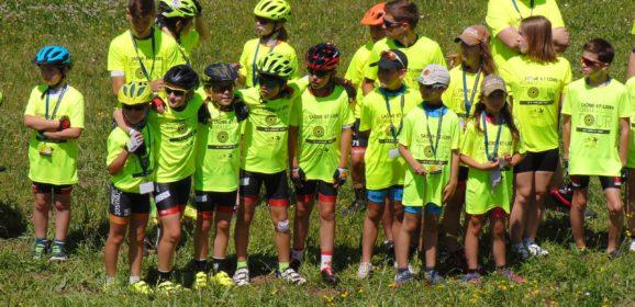 Photos Opération jeunes Tour de France 2021