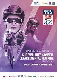 """Océane Gauthey à la Coupe de France féminine à Rambouillet """"résultats"""""""