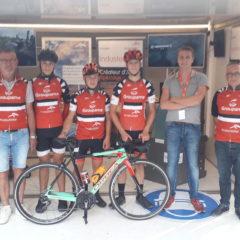 Creusot Cyclisme sur la foire du Creusot