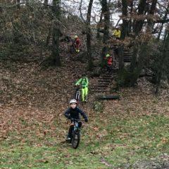 Entraînements cyclo cross mercredi 11 décembre